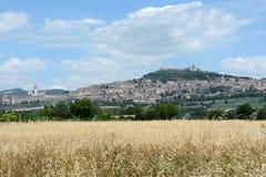 Assisi - Umbria - Italy - Europe Stock Photo