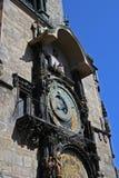 Astronomy clock Stock Photography