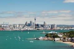 Auckland skyline. New Zealand Royalty Free Stock Photos