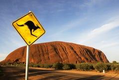 australia odludzie Fotografia Royalty Free