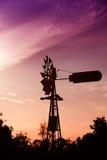Australian windmill Stock Photos