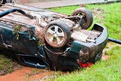 Auto Accident Royalty Free Stock Photos