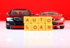 Auto loan Royalty Free Stock Photography