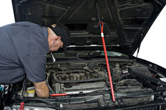 Auto Mechanic Stock Photography