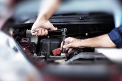 Auto repair. Stock Photography
