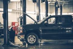 Auto Service Interior Royalty Free Stock Image