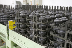 Auto spare parts Stock Photography
