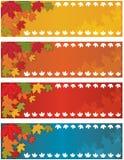 Autumn Fall Banner Stock Photo