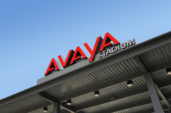 Avaya Soccer Stadium Home of San Jose Earthquakes Stock Images