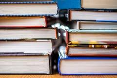 Bücher Lizenzfreie Stockbilder