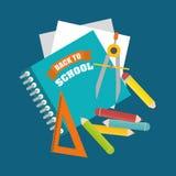 Back to school graphic Stock Photo