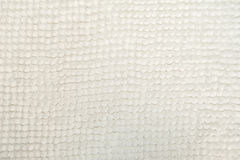 Background of a fluffy mat Stock Photo