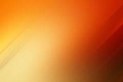 Background in orange and red tones Stock Image