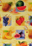 Background of various fruits Royalty Free Stock Image