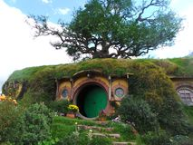 Bag End, The Shire, New Zealand Stock Photos