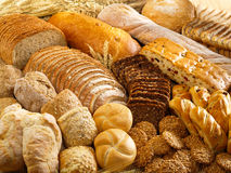 Bakery products Stock Image