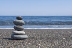 Balance stones Stock Photo