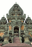 Balinese hindu temple Stock Images