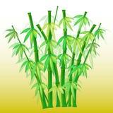 Bamboo (AI format available) Royalty Free Stock Photos