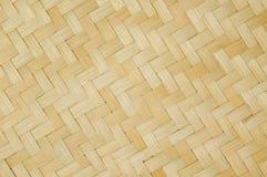 Bamboo basket texture Stock Photo
