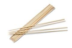Bamboo sticks Stock Image