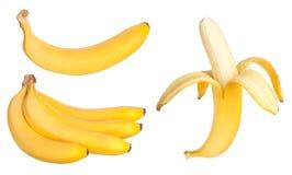 Banana fruits Stock Photo