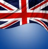 Bandeira de Jack de união Fotografia de Stock