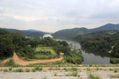 Bantou reservoir Royalty Free Stock Photos