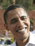 Barack Obama Royalty-vrije Stock Afbeelding