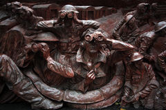 Battle of Britain Memorial London UK Royalty Free Stock Photos