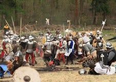 Battle field Royalty Free Stock Photo