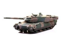 Battle tank Royalty Free Stock Photo
