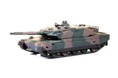 Battle tank Royalty Free Stock Image