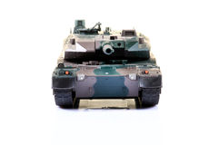 Battle tank Stock Photo
