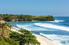Beach on Bali Stock Photos