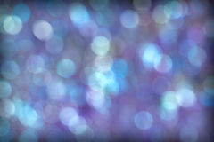 Beautiful Blue Purple Aqua Bokeh Background Royalty Free Stock Image