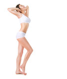 Beautiful Woman. Perfect Body Stock Image
