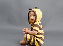 Bee kid Stock Photo