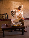 Berber Tea Stock Images