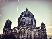 Berliner Dome Royalty Free Stock Photo