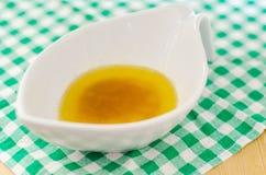 Beurre noisette sauce Stock Image