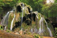 Beusnita waterfalls, waterfall Romania Stock Photography