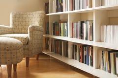 Biblioteca home Imagens de Stock Royalty Free