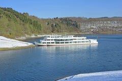 Biggesee Reservoir,Sauerland,Germany Royalty Free Stock Photos