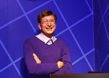 Bill Gates Stock Photography