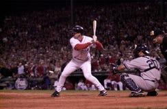 Bill Mueller, Boston Red Sox Lizenzfreies Stockfoto