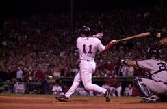 Bill Mueller, Boston Red Sox Lizenzfreie Stockfotografie
