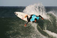 Billabong Pro Surfing Action Stock Photos