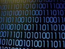Binary Codes Royalty Free Stock Image