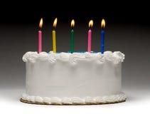 Birthday Cake Profile Stock Photos